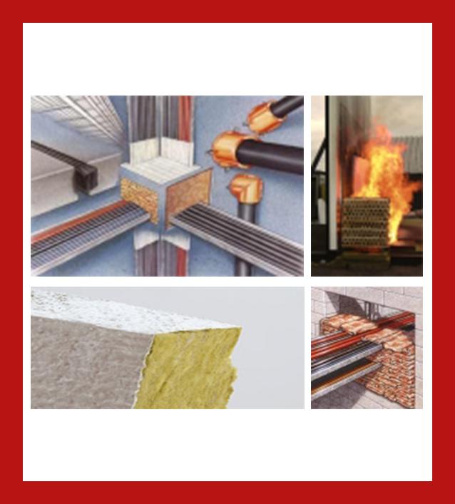 Yangın Durdurucu Ürünler